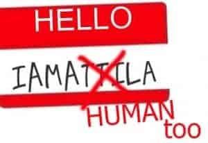 i am human too