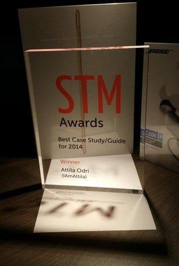 STM Award 2014
