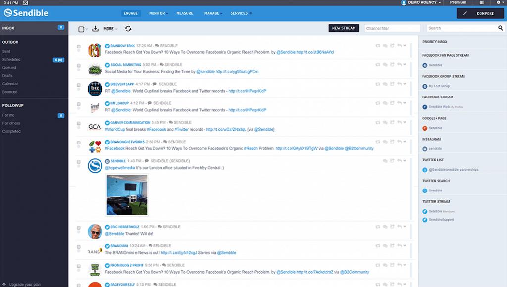 , Sendible – Powerful Social Media Management Software
