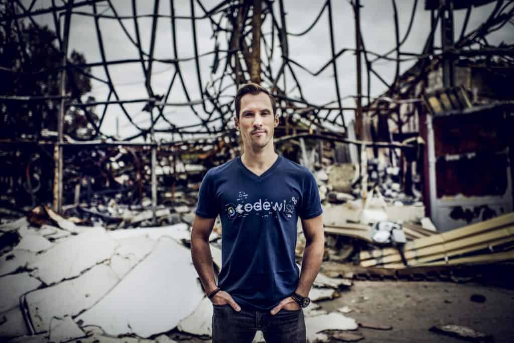 , The interview with the 0 million dollar man,  Robert Gryn – founder of Codewise