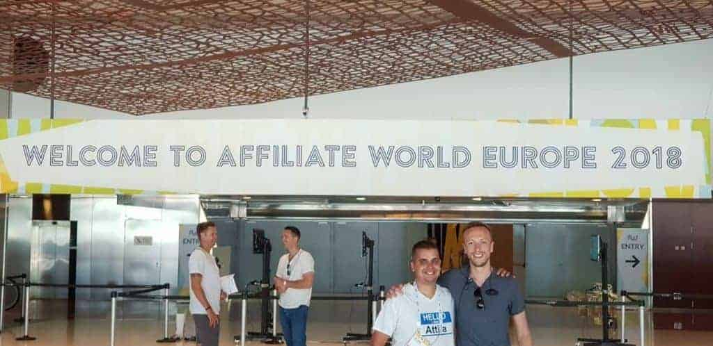 Affiliate World Europe 2018 Barcelona Review in Pictures