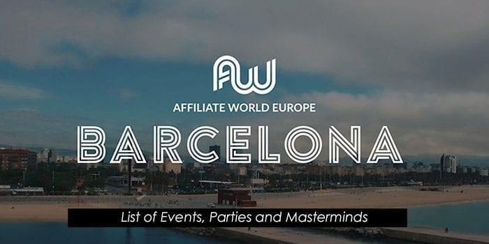 geekout,affiliateworld europe,affiliate world europe,stmforum barcelona, MUST ATTEND EVENT:    July 17th, Barcelona –  GEEKOUT!