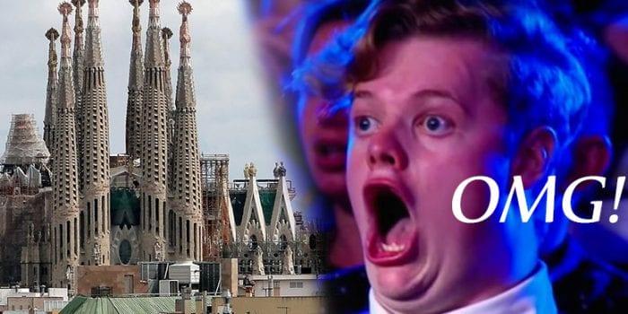 Sagrada Familia – Construction History *WOW!*