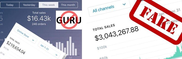 Ecom Guru's will Hate Me – But Here's How I Blew $2300 of my own money to show you how It's Really Like!