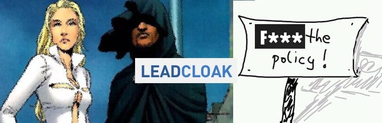 Looking for a cloaker?  Here is the cloaker of all cloakers, the holy grail of supercloakers!