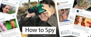 spying guide for facebook