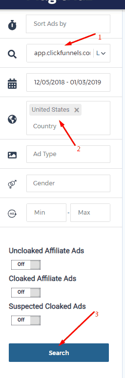 How To Find Profitable Funnels and their High Converting Ads on Facebook