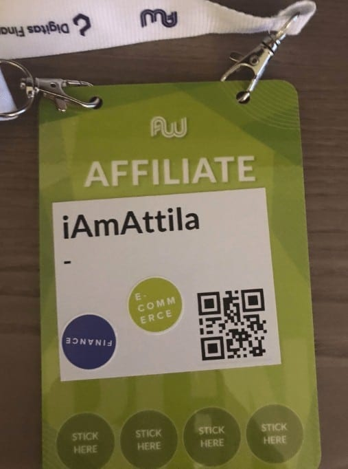 , Affiliate World Europe 2019 Barcelona – A Picture Review