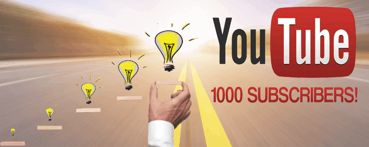 , Road to First 1k Youtube Subscribers – 7 Steps to Achieve This