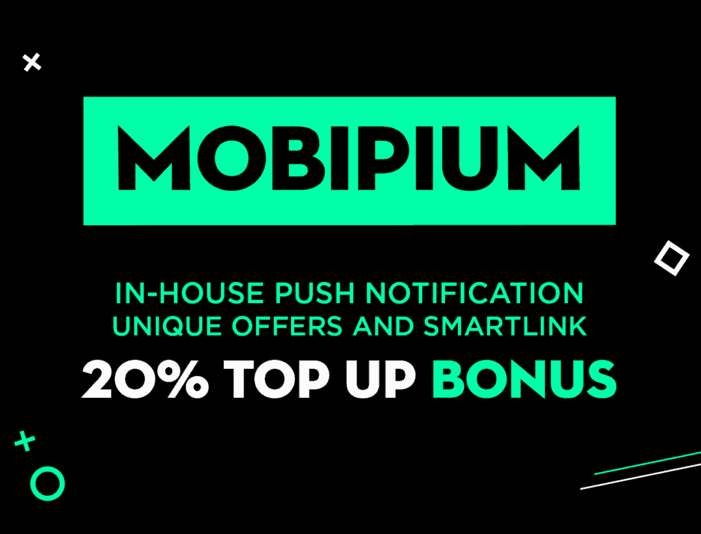 Don't Know How To Work With CPA Offers? Looking for an easy Way to Start Affiliate Marketing?    You Will Love MOBIPIUM's solution!