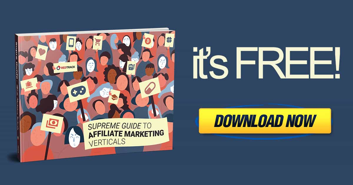 , The Free 80+ Page Guide to Affiliate Marketing Verticals in 2020