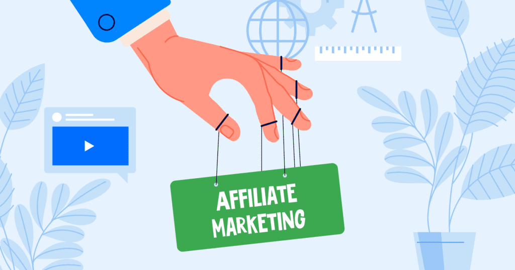 matuloo asks to treat affiliate marketing as a real business so you can succeed