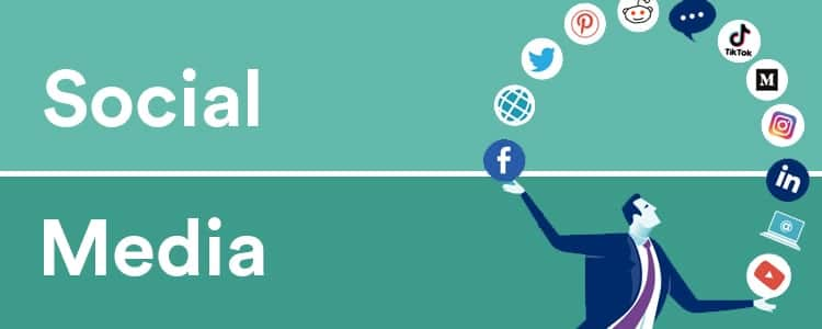 business idea for teens - social media manager, marketer