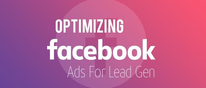 Lead Gen Facebook