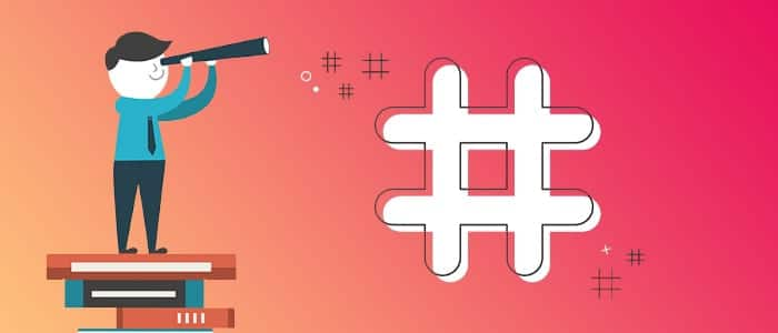 dropshipping and influencers, hashtags