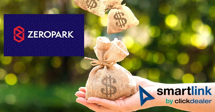 Make Money Using Clickdealer Smartlinks? Try It On Zeropark, Takes Just A Few Minutes To Setup!