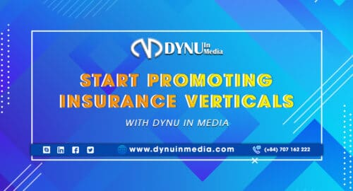 The Best Way To Promote Insurance Verticals - Dynu In Media