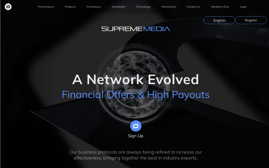 Supremedia Review - Why They Are the #1 CPA Network in Financial Lead Gen