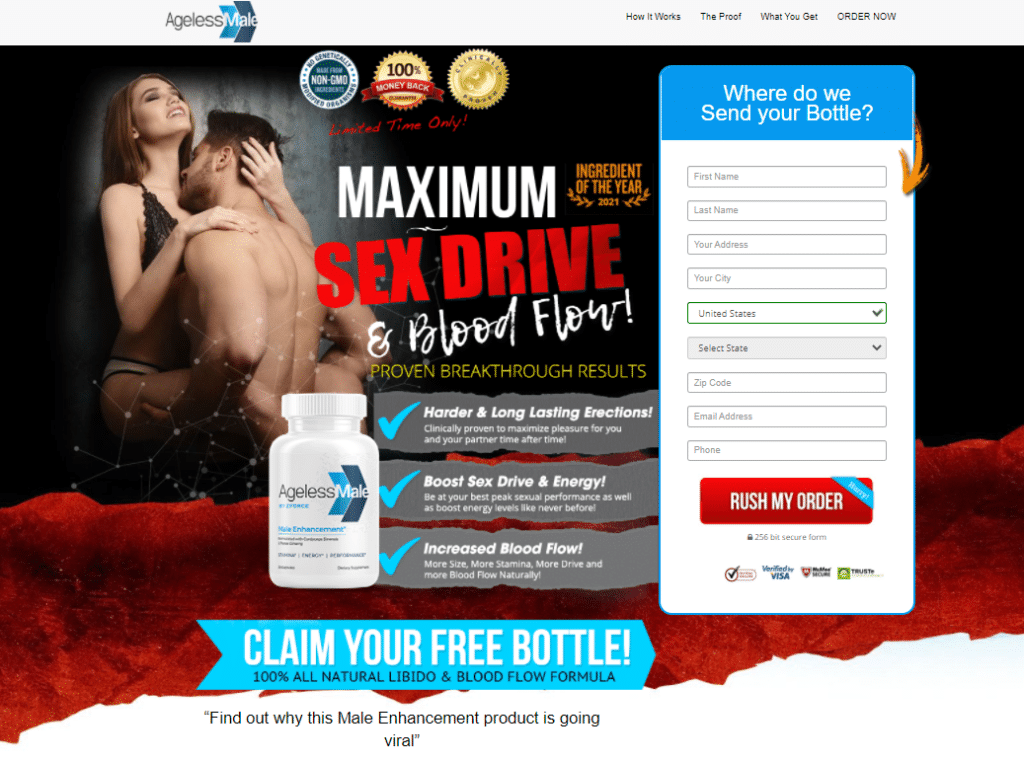 How To Run Male Enhancement Offers on Zeropark Push