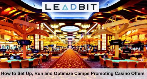 How To Run LeadBit Casino Offers on Propeller Ads Push
