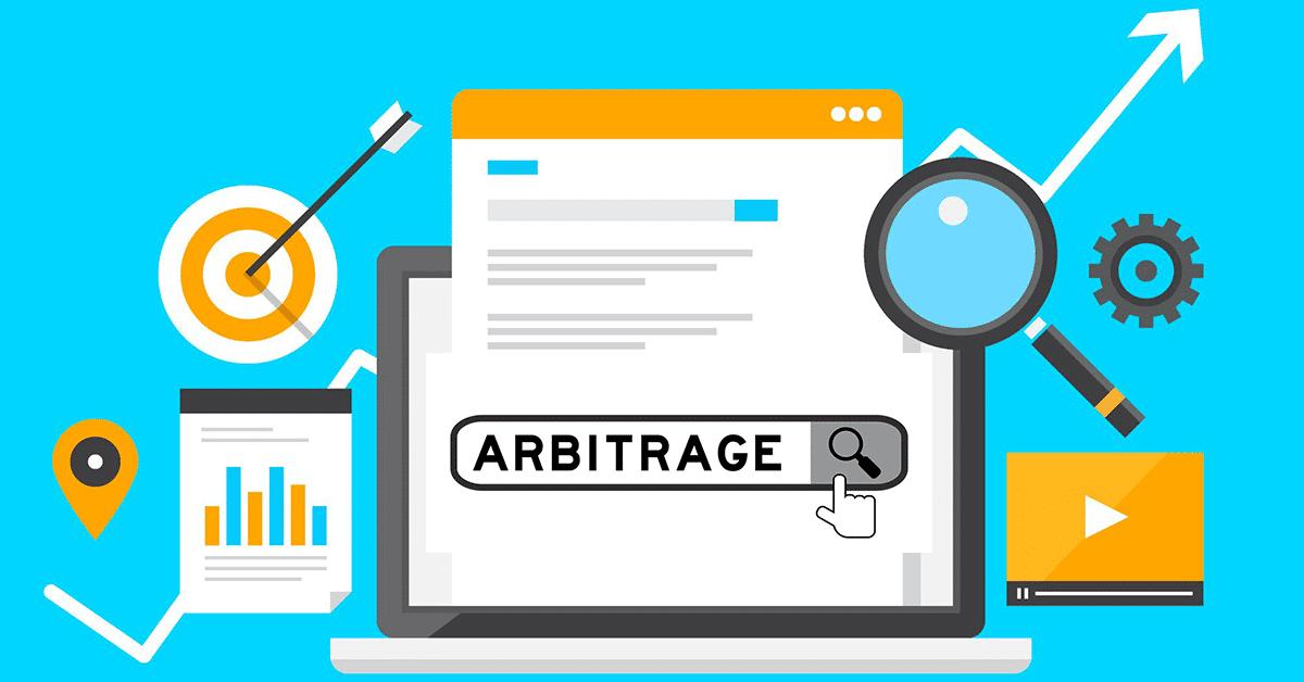 search arbitrage